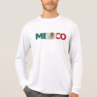 Mexico Performance Micro-Fiber Long Sleeve T-Shirt