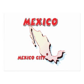 Mexico Post Card