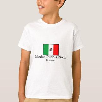 Mexico Puebla North Mission T-Shirt