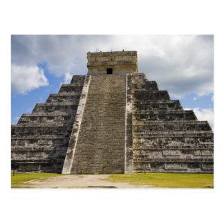 Mexico, Quintana Roo, near Cancun, Chichen 2 Postcard