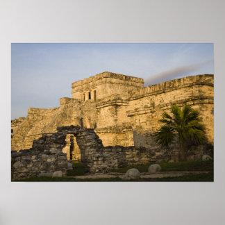 Mexico, Quintana Roo, Yucatan Peninsula, Poster