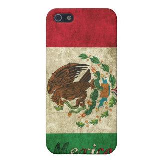 Mexico Retro iPhone 5 Cases