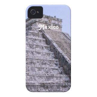Mexico Ruins iPhone 4 Case-Mate Case