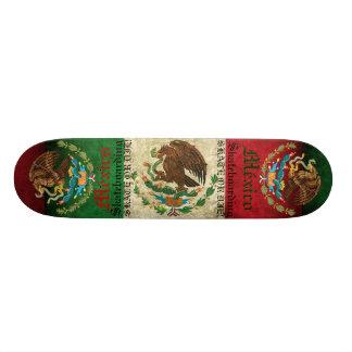 MEXICO SKATE OR DIE! SKATE BOARD DECKS