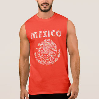 Mexico Sleeveless Shirt
