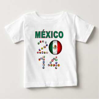 Mexico Soccer 3230 Tshirts