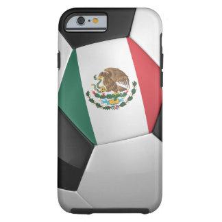 Mexico Soccer Ball Tough iPhone 6 Case