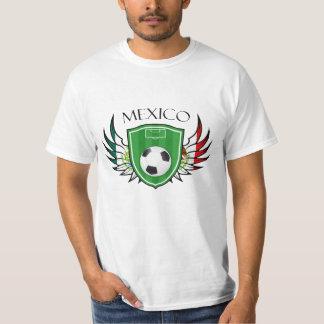 Mexico Soccer Ball Football Tees