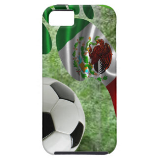 MEXICO SOCCER BALL PRODUCTS iPhone 5 COVERS