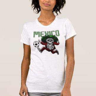 Mexico Soccer El tri Futbol Beyond Death gifts T Shirt