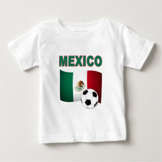 mexico soccer football world cup 2010 t-shirt