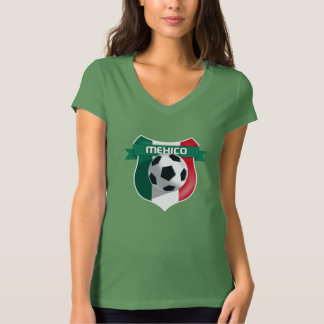 Mexico Soccer Futbol Tee Shirt