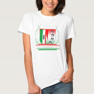 Mexico Soccer Shield3 Ladies ComfortSoft T-Shirt