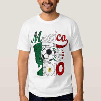 Mexico Soccer T Shirt