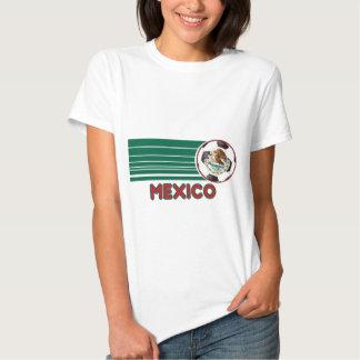 Mexico Soccer Womens T-Shirt