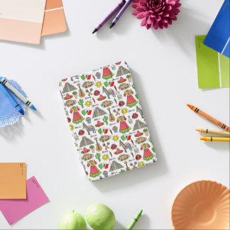 Mexico | Symbols Pattern iPad Mini Cover