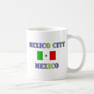 Mexico town center coffee mug