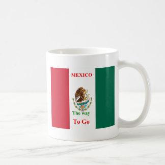 Mexico travel coffee mug