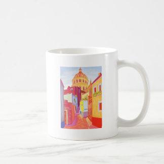 Mexico Travel Poster Coffee Mug