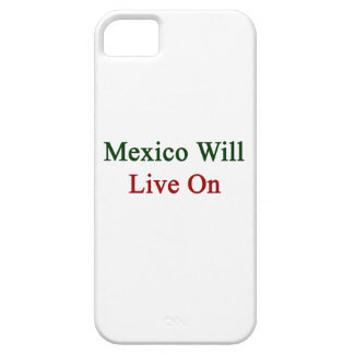 Mexico Will Live On iPhone 5/5S Cases
