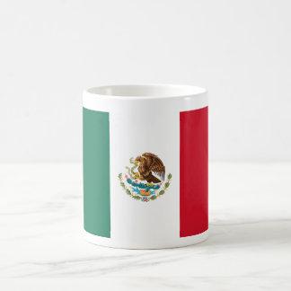 Mexico World Flag Basic White Mug