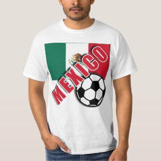MEXICO  World Soccer Fan Tshirts