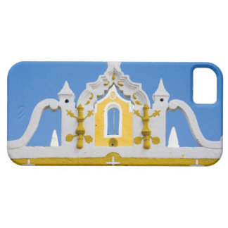 Mexico, Yucatan, Izamal. The Franciscan Convent 3 Barely There iPhone 5 Case