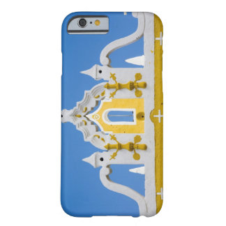 Mexico, Yucatan, Izamal. The Franciscan Convent 3 Barely There iPhone 6 Case