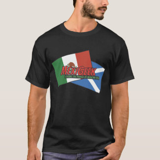 MexiGeek Profile Basic Dark T-Shirt