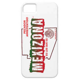 MEXIZONA CASE FOR THE iPhone 5