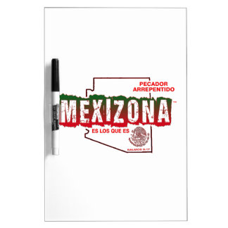 MEXIZONA DRY ERASE BOARDS