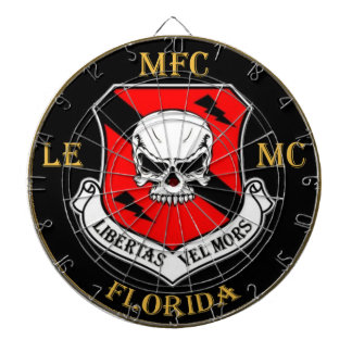 MFC Florida Custom Dartboard
