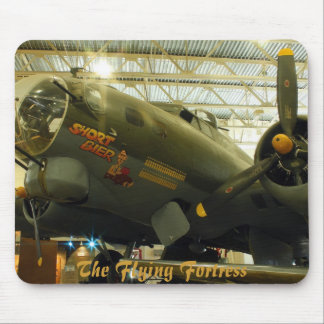 _MG_1493, The Flying Fortress Mouse Pad