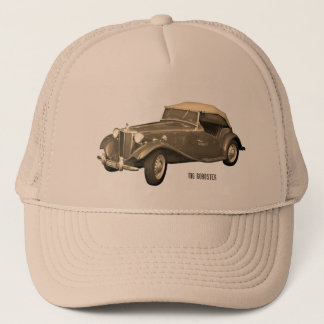 MG Roadster Trucker Hat