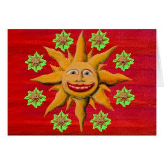 MG Sunshine Card