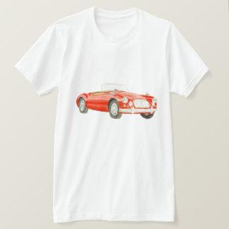 MGA Classic car T Shirt art customisable