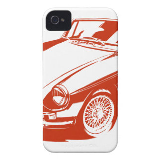 MGB iPhone 4 COVER