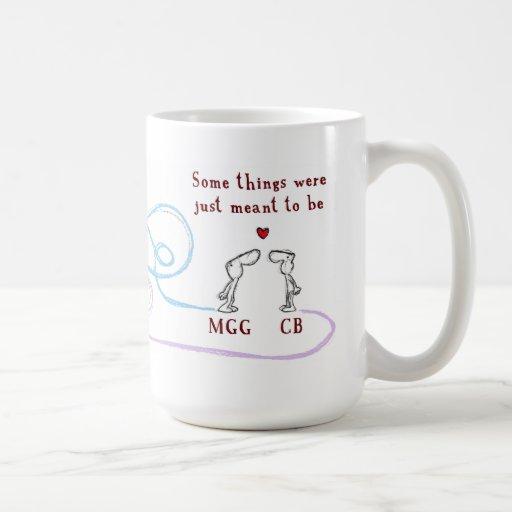 """MGG heart CB"" Coffee Mug"