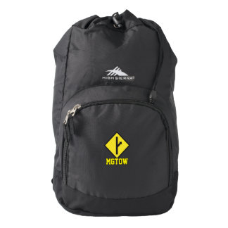 MGTOW - Men Going Their Own Way Backpack