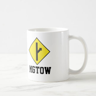 MGTOW - Men Going Their Own Way Coffee Mug