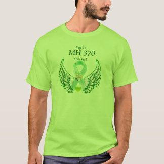 MH370-Praying & Hoping_ T-Shirt