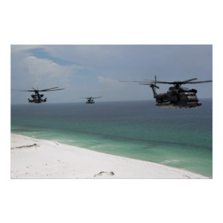 MH-53 Pave Low Poster