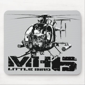 MH-6 Little Bird Mouse Pad