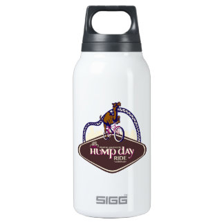 MHBC Hump Day Ride 0.3L Insulated SIGG Thermos Water Bottle