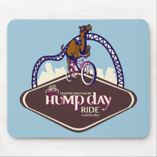 MHBC Hump Day Ride Mouse Pad