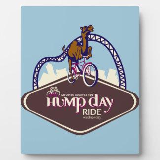 MHBC Hump Day Ride Photo Plaque