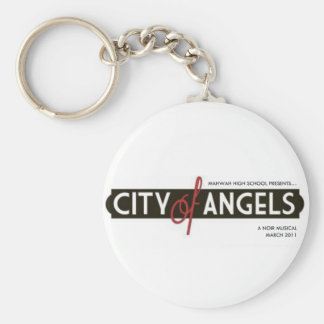 MHS City of Angels keychain