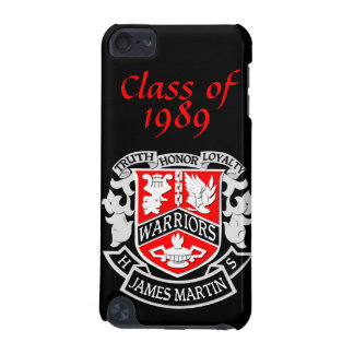 MHS Coat of Arms Grad iPod Touch Case