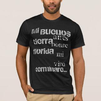 Mi Buenos Aires querido Tango T-Shirt