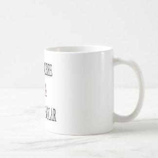 Mi Hijo Cree En La Energia Solar Coffee Mug